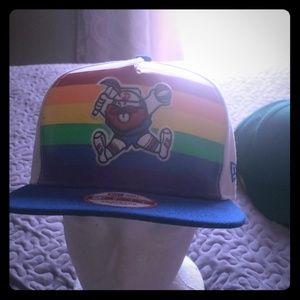 Denver nuggets hat